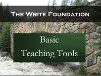 Basic Teaching Tools